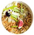 Salade. Promoten restaurant instagram