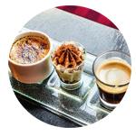 3 tazze di caffè