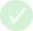 ideas brunch icono verde de check mark