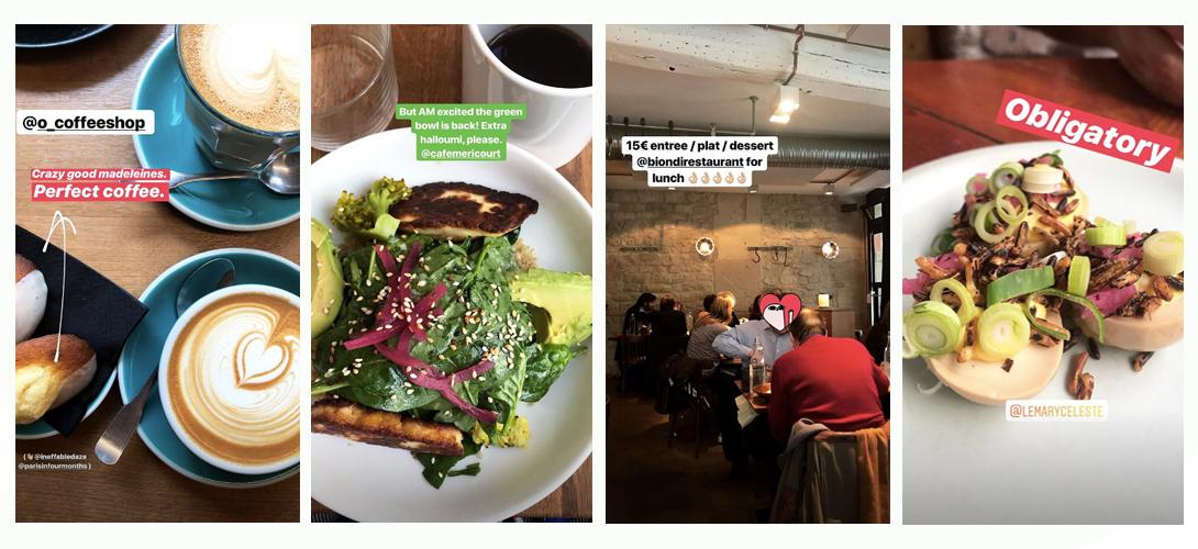 TheFork Iens Ideeën om samen te werken met gastronomische influencers