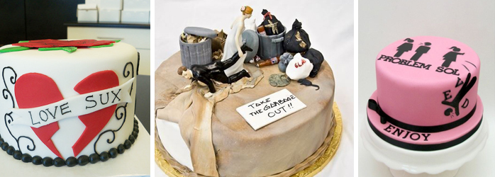 Iens restaurantmarketing divorce cake
