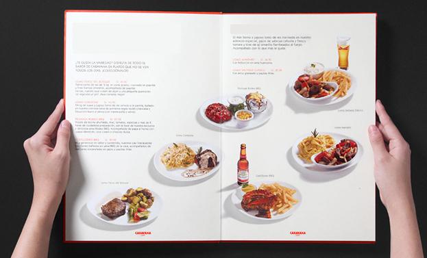 Iens - restaurantmarketing - menukaart
