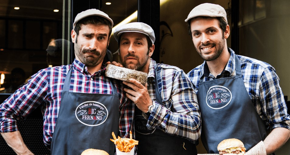 ElTenedor - Gestión de restaurantes - la importancia del uniforme - big Fernand
