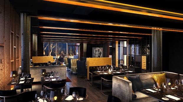Ristorante Fru K a Oslo, è un esempio di come montare un ristorante con diverse camere. tendenze 2016
