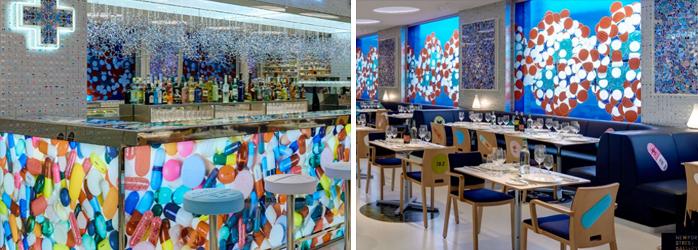 TheFork captaçao de clientes - restaurante Pharmacy