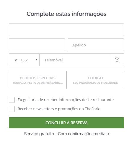 TheFork O banco de dados de seu software para restaurantes vale ouro