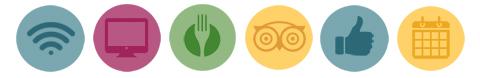TheFork Restaurant management: In hoeverre bent u gedigitaliseerd grafisch Basisdigitalisering