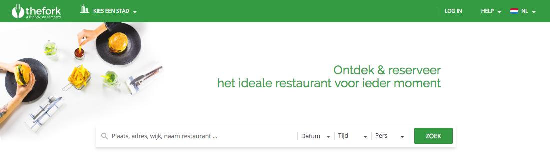 thefork-nl-homepage