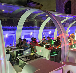 ElTenedor abrir una terraza restaurante Gymage