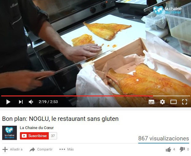 ElTenedor - atraer clientes celíacos al restaurante sin gluten vídeos