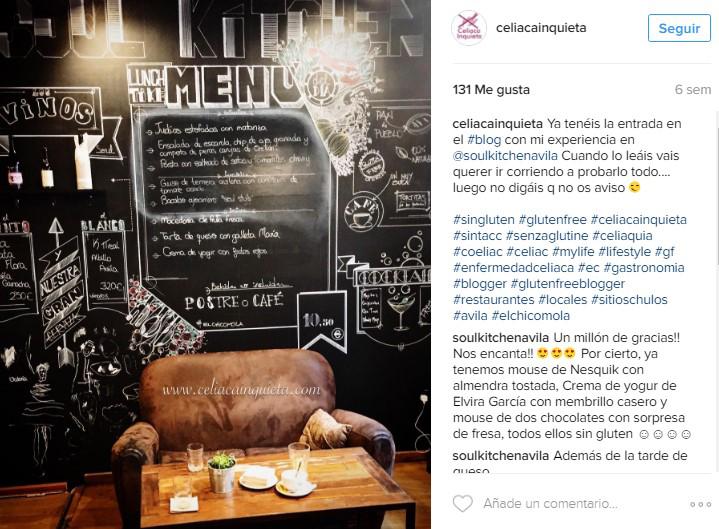ElTenedor - atraer clientes celíacos al restaurante sin gluten - celiacainquieta