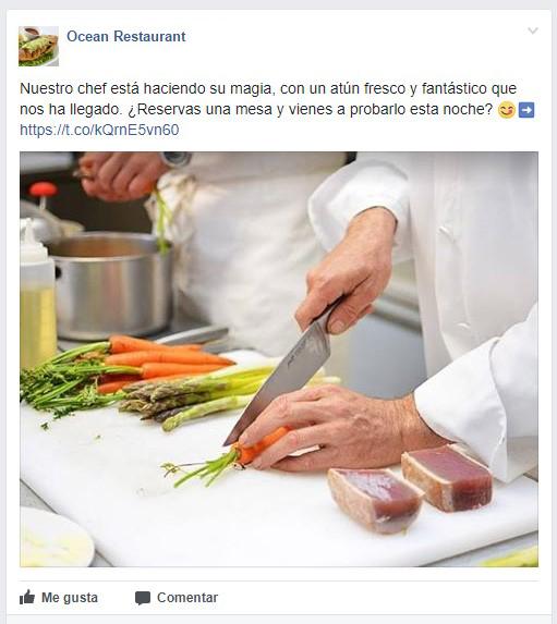ElTenedor - Atraer clientes - Evitar errores en post de Facebook
