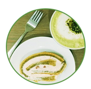 ElTenedor atraer clientes restaurante postres té verde matcha