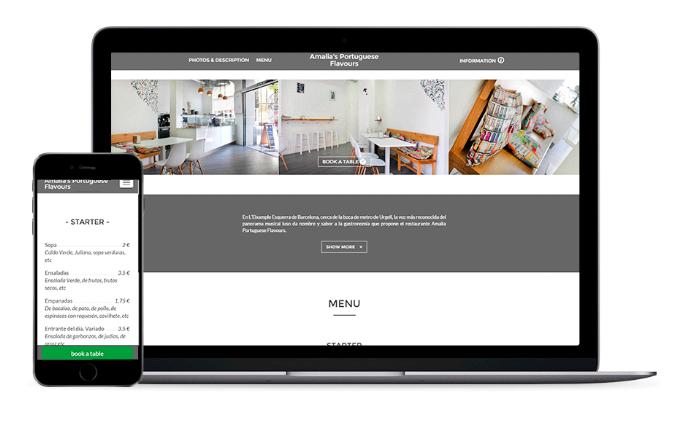 ElTenedor - customer acquisition, free features