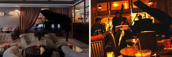 ElTenedor - Fidelización de clientes con música en directo - Café Laurent París