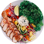 ElTenedor platos y decoración para un restaurante ecológico