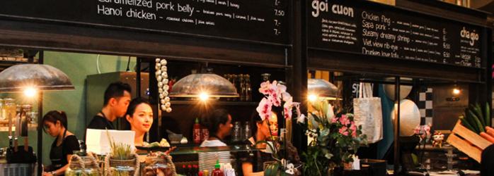 Gestión de restaurantes, últimas tendencias evento Barra de Ideas. ElTenedor. The Foodhallen