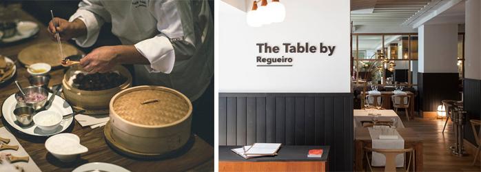 The Table by un proyecto gastronómico con rotación de chefs para captar clientes.