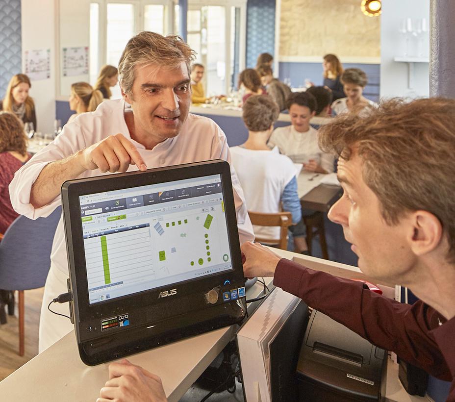ElTenedor - gestión restaurantes - software ElTenedor Manager
