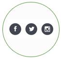 5 trucos de marketing al entregar la cuenta en tu restaurante ElTenedor - redes sociales iconos