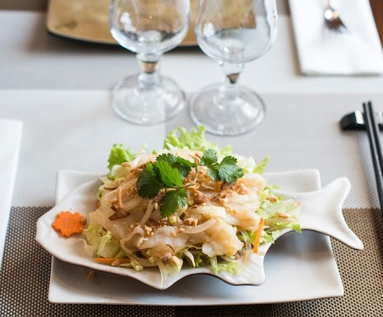 ElTenedor - turismo gastronómico - plato de pescado