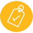 Software restaurante: icono de reserva online en ElTenedor.