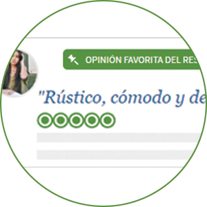 TripAdvisor Premium - opinión favorita