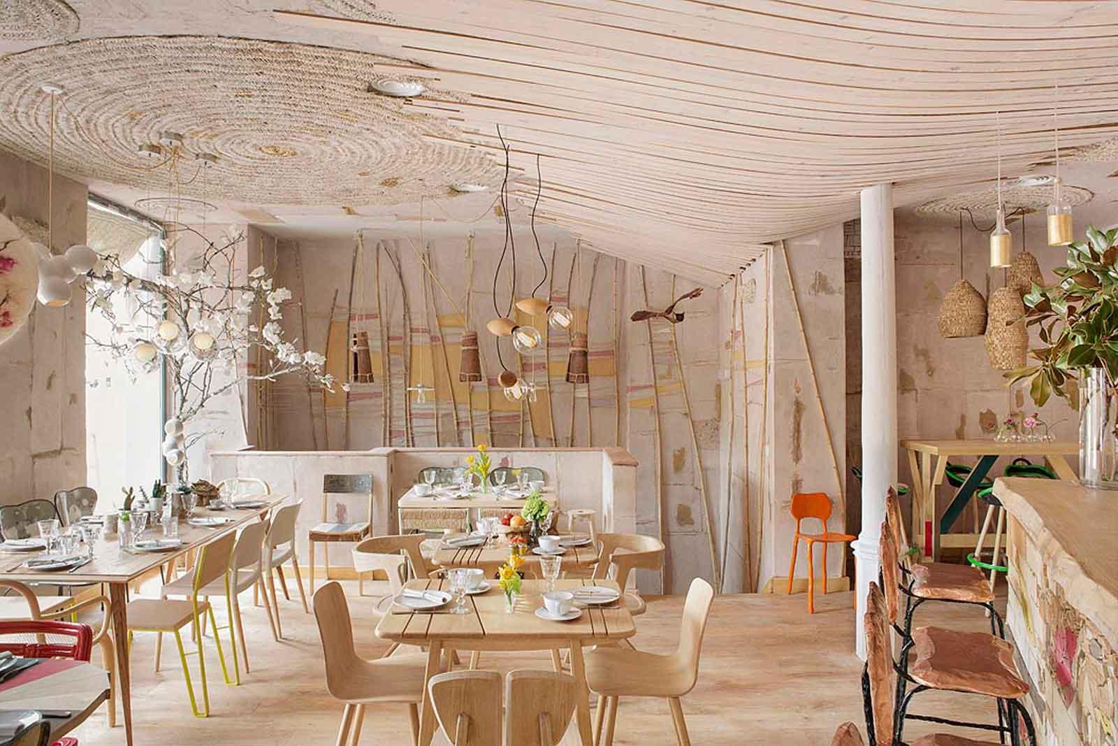 Iens 5 trends voor het vormgeven van een restaurant