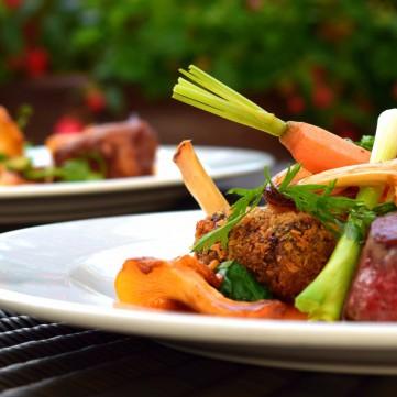 Iens Tien gastronomische trends voor het aantrekken van gasten in 2017 bio