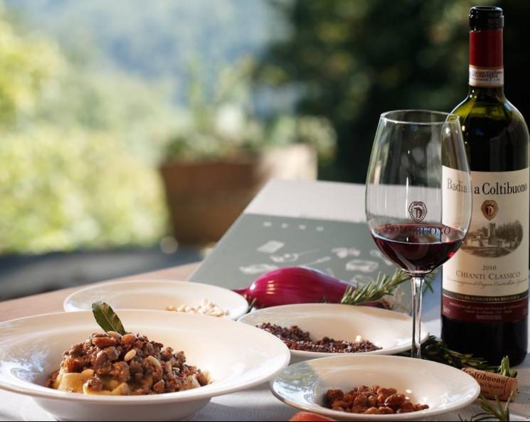Iens - gastronomisch toerisme - Badia a Coltibuono Toscana