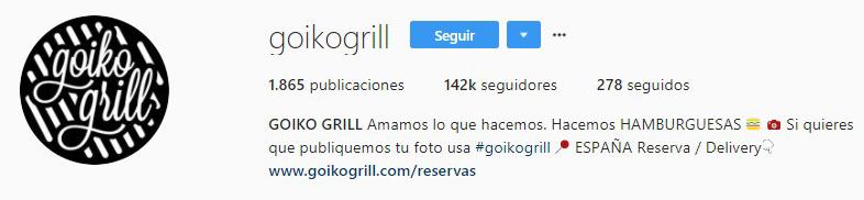 Iens 5 fouten op een Instagramaccount van een restuarant - publiciteit voor restaurants