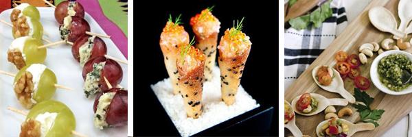 Iens Gastronomische trends: glazen, conservenblikjes en finger food
