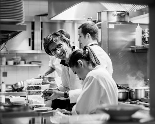 Iens Het perfecte team voor restaurantmanagement