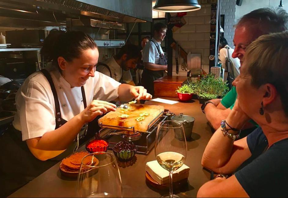 IENS - gasten aantrekken restaurants met open keuken