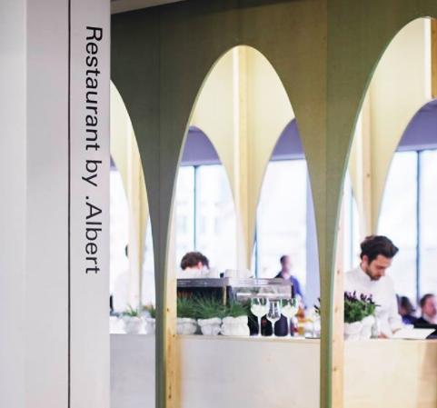 Iens - TheFork Pop-uprestaurants: beperkte edities om gasten te ontvangen