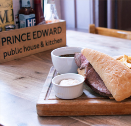 Iens Wifi: geweldige restaurantmarketing Prince Edward