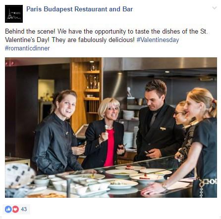 LaFourchette Les restaurants à la Saint-Valentin - facebook