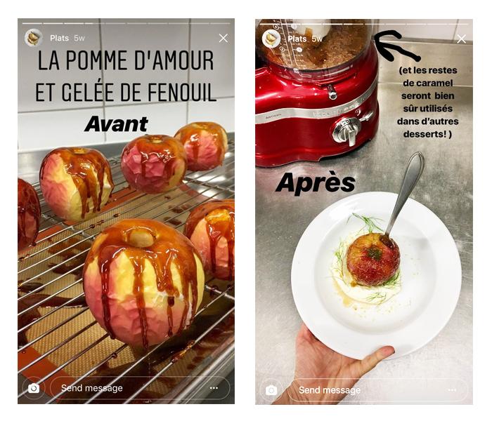 LaFourchette TheFork 7 façons d'utiliser les Instagram Stories en marketing pour restaurants