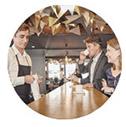 LaFourchette TheFork clients seuls au restaurant