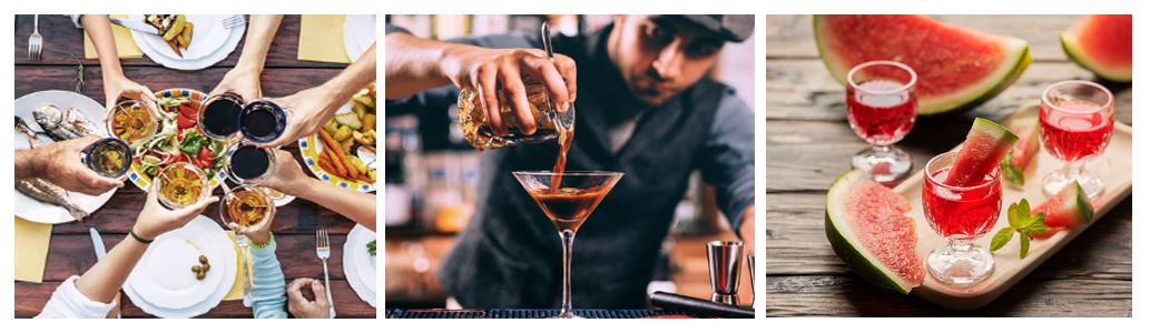 LaFourchette TheFork Cocktails d'été : découvrez nos recettes