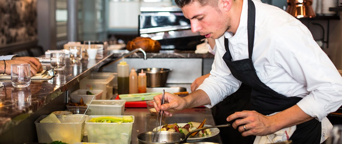 TheFork LaFourchette – trouver des clients avec une cuisine ouverte restaurant