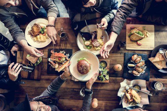 plats burgers - événements sportifs