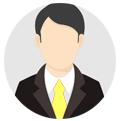 icona uomo esecutivo segmentazione dei clienti