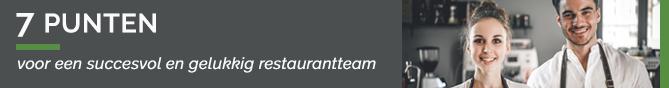 TheFork succesvol restaurantteam