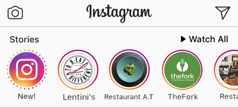 TheFork - 7 maneiras de usar o Instagram Stories em marketing de restaurantes