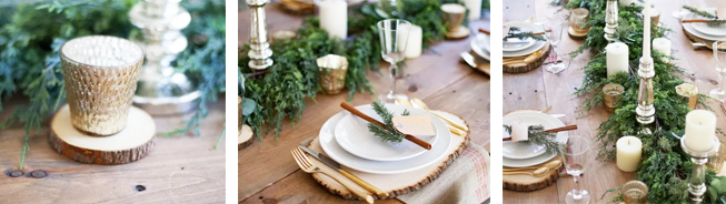 TheFork Attract clients during Christmas with a natural decoration