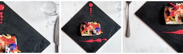 TheFork Dinnerware for restaurant