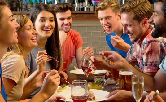 """TheFork Hop med på tendensen med """"at dele"""" for at tiltrække gæster"""
