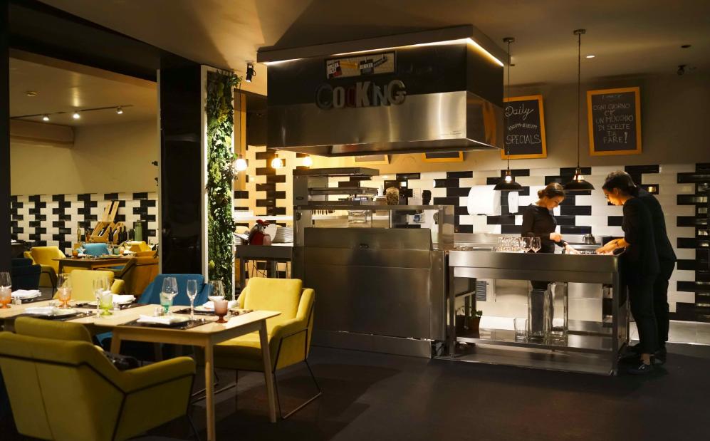 TheFork Hur du lockar fler kunder med ett öppet kök