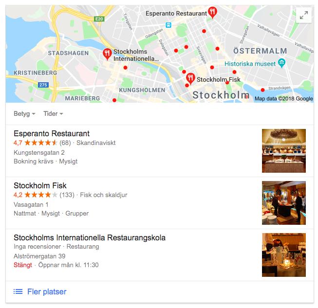 TheFork Hur man skaffar kunder till restaurangen med Google Adwords